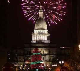 Lansing amps up security for Silver Bells