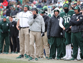 Michigan State loses to Ohio State, 17-16