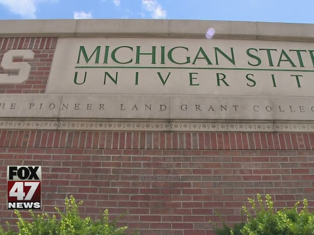 Michigan State suspends coach linked to sex abuse complaints