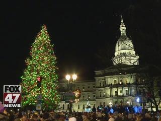 State Christmas Tree to be lit tonight