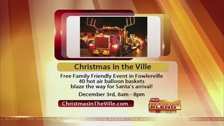 Christmas in the Ville- 11/30/16