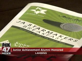 Junior Achievement alumni honored in Lansing
