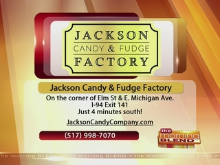 Jackson Candy Fudge Factory- 12/1/16