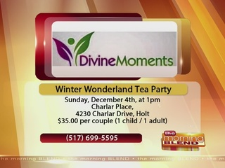 Divine Moments- 12/2/16