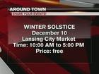 Around Town: Winter Solstice