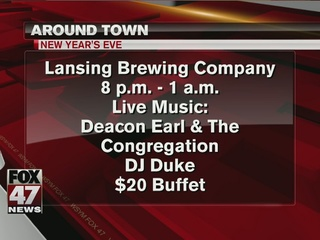 Around Town 12/19/16: Lansing Brewing Company