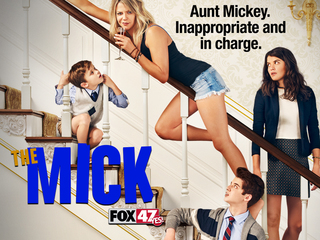 Meet Mickey's new guy tonight at 8:30 on FOX 47
