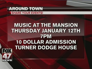 Around Town 1/12/17: Concert series kicks off