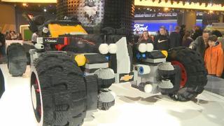 The North American International Auto Show...