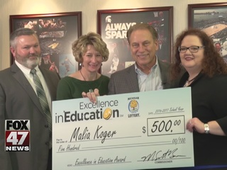 Excellence in Education: 1/17/17: Malia Koger