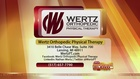 Wertz Orthopedic Physical Therapy - 1/18/17