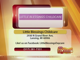 Little Blessings Childcare - 1/19/17