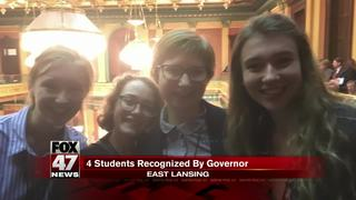 East Lansing students promote computer science