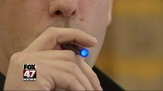 Study: Drop in smoking not due to e-cigs