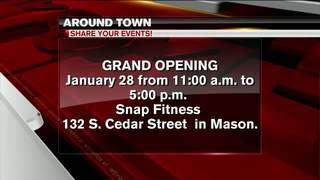 Snap Fitness celebrates grand opening in Mason
