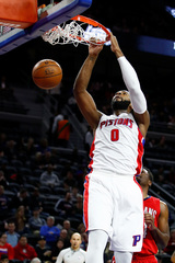 Drummond, Pistons rout Lakers 121-102