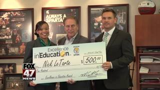 Excellence in Education: 2/14/2017: Nick LeTarte