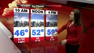 Today's First Alert Forecast