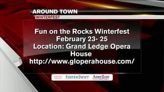 Around Town: 2/22/17:Fun on the Rocks Winterfest