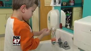 Hand washing key to flu prevention