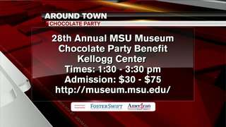 28th Annual MSU Museum Chocolate Party Benefit