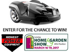 Rules: Enter to win a robotic lawn mower!
