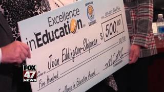 Excellence in Education: Jean Eddington-Shipman