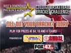 Rules: College Basketball Bracket Challenge