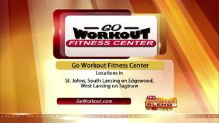 Go Workout- 3/20/17