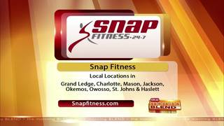 Snap Fitness- 3/21/17