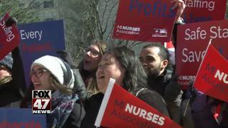 Nurses want patient ratio set by law