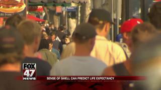 Sense of smell can predict life expectancy