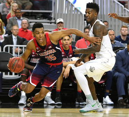 Arizona's loss means three 2-seeds are out