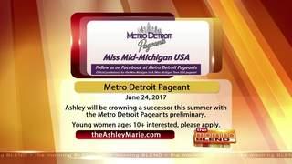 Miss Mid-Michigan USA 2017- 3/30/17