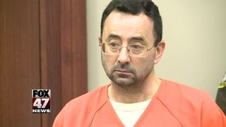 Legal expert discusses gag order in Nassar