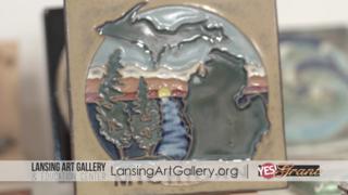 Lansing Art Gallery PSA