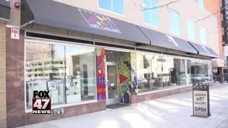 Yes! Grant 4/6/17: Lansing Art Gallery