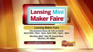 Mini Maker Faire - 4/26/17