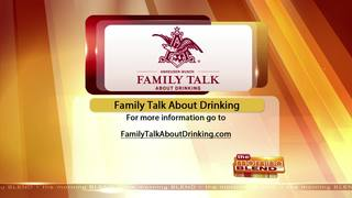 Family Talk About Drinking - 4/26/17