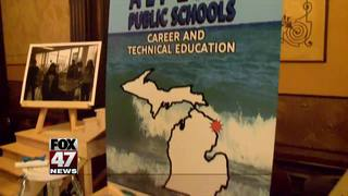 Career, technical education showcase at Capitol