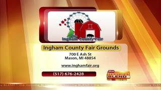 Ingham County Fair - Clint Harp Live!- 4/28/17