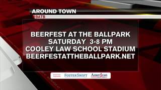 Around Town 4/28/17: Beerfest at the Ballpark