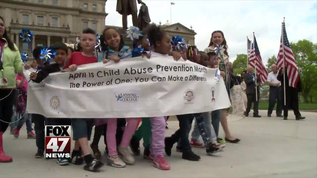 CAPCC remembers children lost to child abuse in flag ceremony