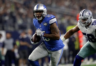 Lions keep TE Ebron under contract through 2018