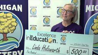 Excellence in Education 5/2/17: Linda Holzwarth