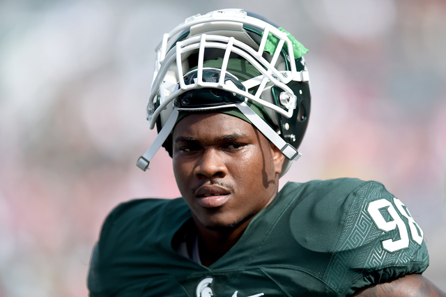 MSU football player cooper may have violated probation