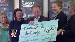 Excellence in Education 5/9/17: Danielle LaJoye