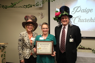 Sparrow recognizes Nurses of the Year