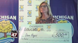 Excellence in Education 5/16/17: Dawn Hayes