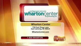 Wharton Center- 5/22/17